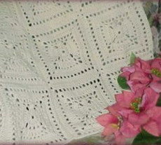 Free Crochet Angel Square Patterns : Angel Squares Crochet Afghan ...