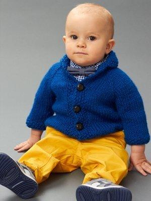 0a027cc01f25 Little Gentleman Cardigan