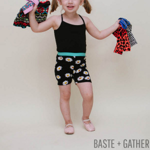 graphic about Free Printable Toddler Shorts Pattern called Printable Youngsters Shorts Habits