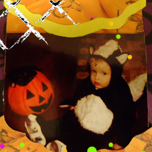 Scrapbook Pic-in-a-Pumpkin