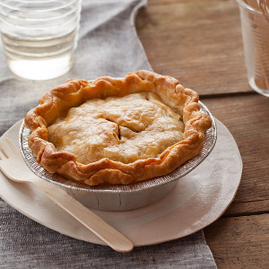 Ron Weasley's Everything But The Kitchen Sink Pie Copycat