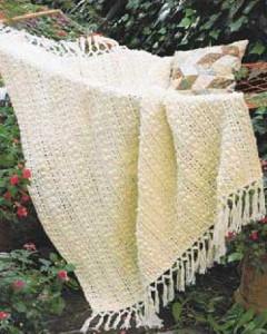 Popcorn Stitch Crochet Lace Pattern Allfreecrochetafghanpatternscom