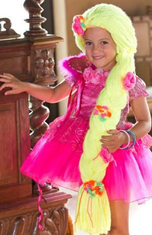 Rapunzel Braid Wig Allfreecrochet Com