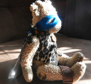 How to Make Clothes for a Stuffed Animal | AllFreeSewing.com
