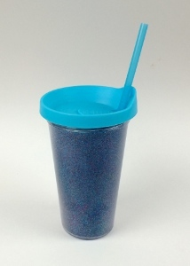 5 Step Sparkly Tumbler