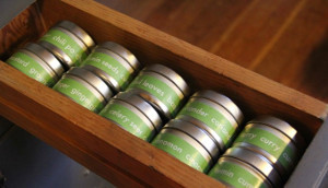 Modern Labels for Spice Tins