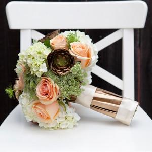 metallic winter wonderland wedding bouquet. Black Bedroom Furniture Sets. Home Design Ideas