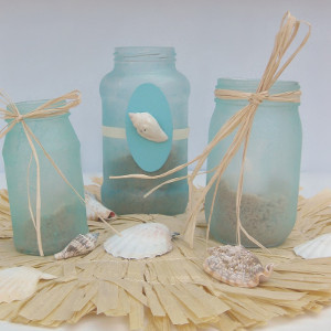 Buzzworthy Glass Party Lanterns