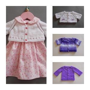 2689e5475 Maxine Baby Cardigan - Mini