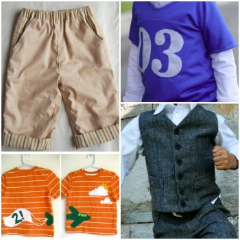 Sewing For Boys 17 Diy Clothing Ideas That He Ll Love