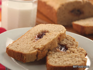 Peanut Butter and Jelly Bread