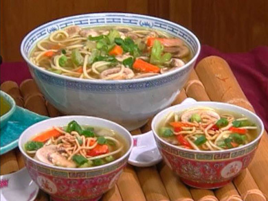 Lo Mein Soup Mrfood Com
