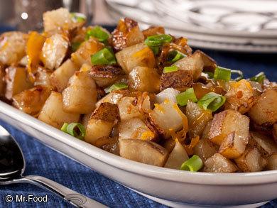 Breakfast potato recipes easy