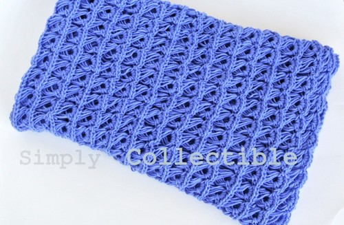 broomstick lace crochet instructions