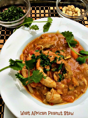 Curried Butternut Squash and Chicken Stew ...