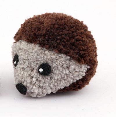 How To Make Hedgehog Pom Poms