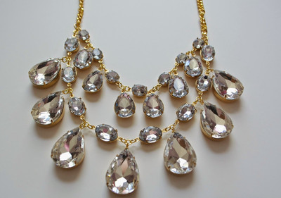 Simply Stunning Statement Necklace