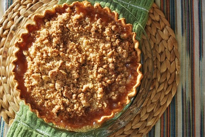 Nana's Favorite Dutch Apple Pie