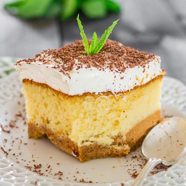 Great Pumpkin Dessert Recipe: Magnificent Pumpkin Magic Cake