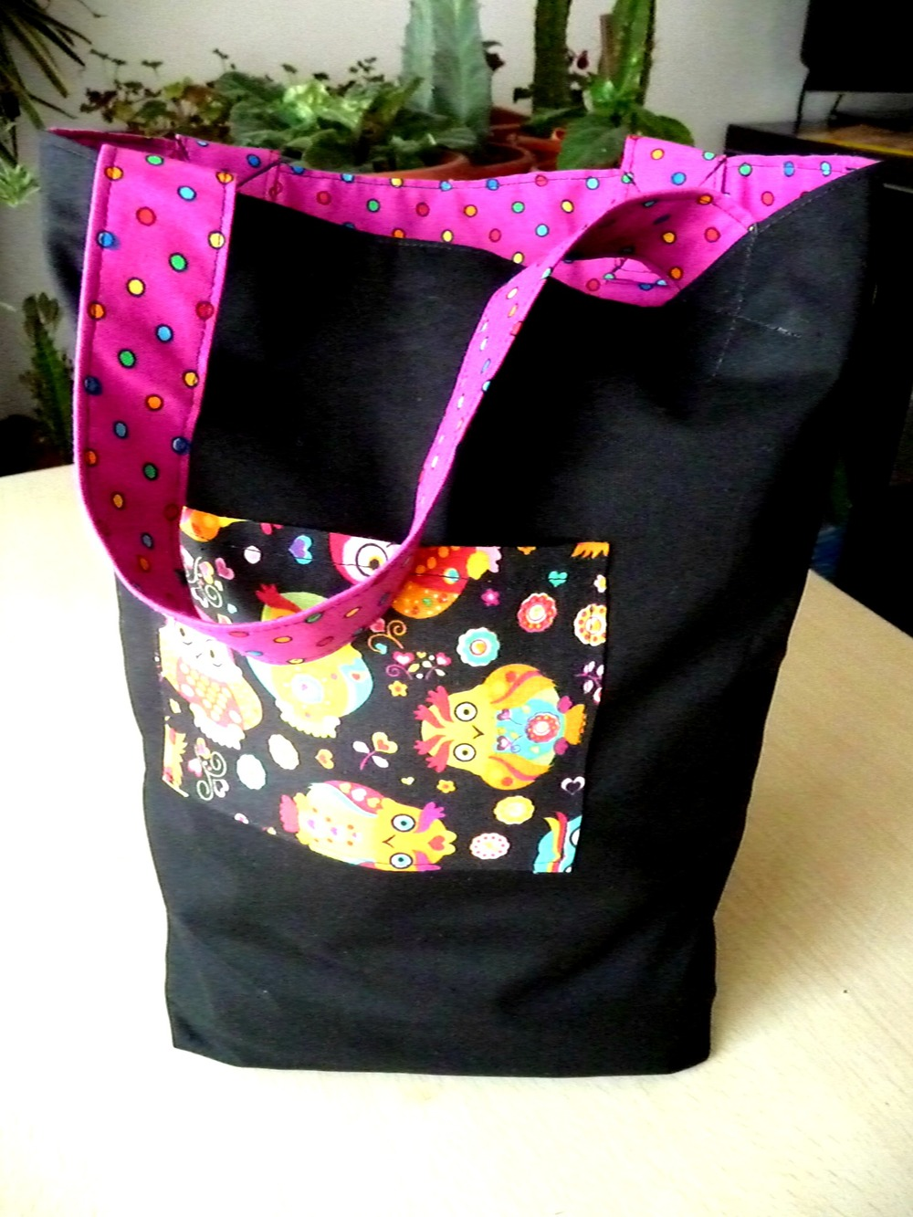 Lined Tote Bag Pattern Allfreesewing Com