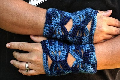 Taming the Butterfly Gloves
