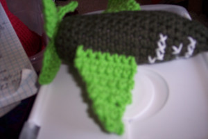 Crochet Airplane