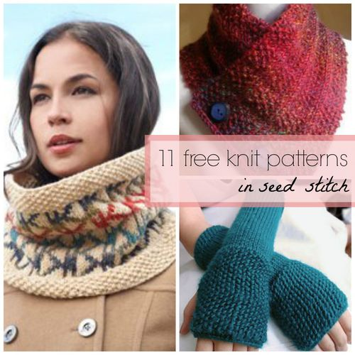 36 Easy Knitting Patterns with Food Inspired Names AllFreeKnitting.com