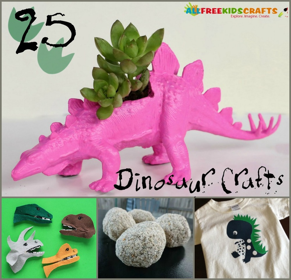 Crafts for boys 36 awesome dinosaur crafts for kids for Dinosaur crafts for toddlers