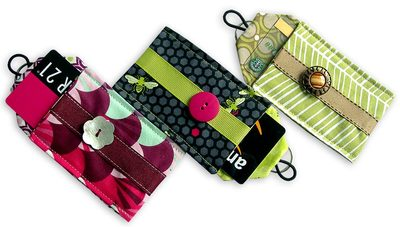 Scrap and Sew Gift Card Case