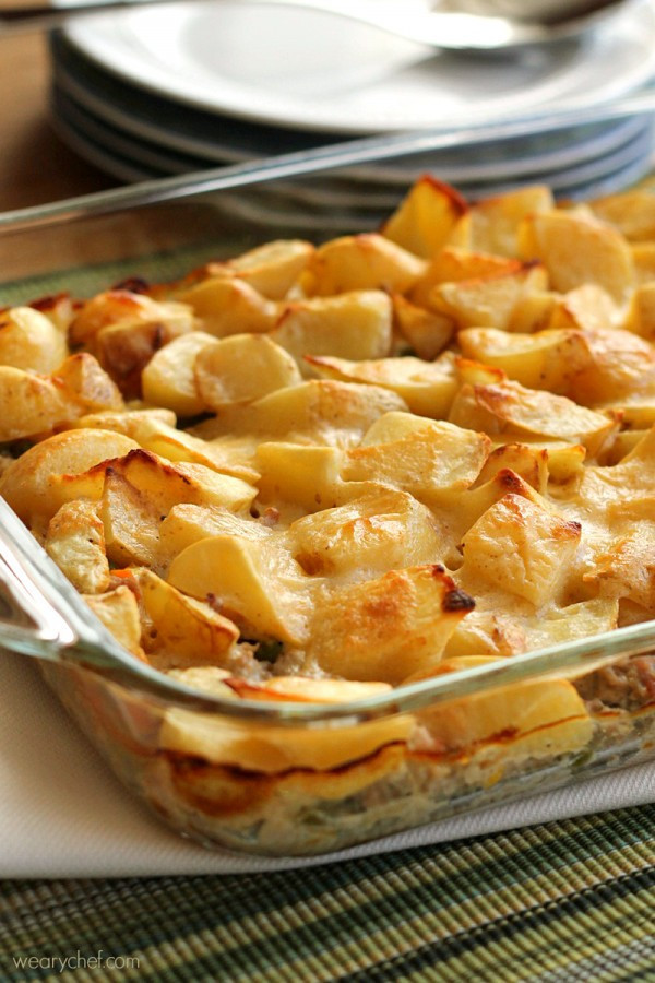 Ground Beef Casserole Recipes For Dinner