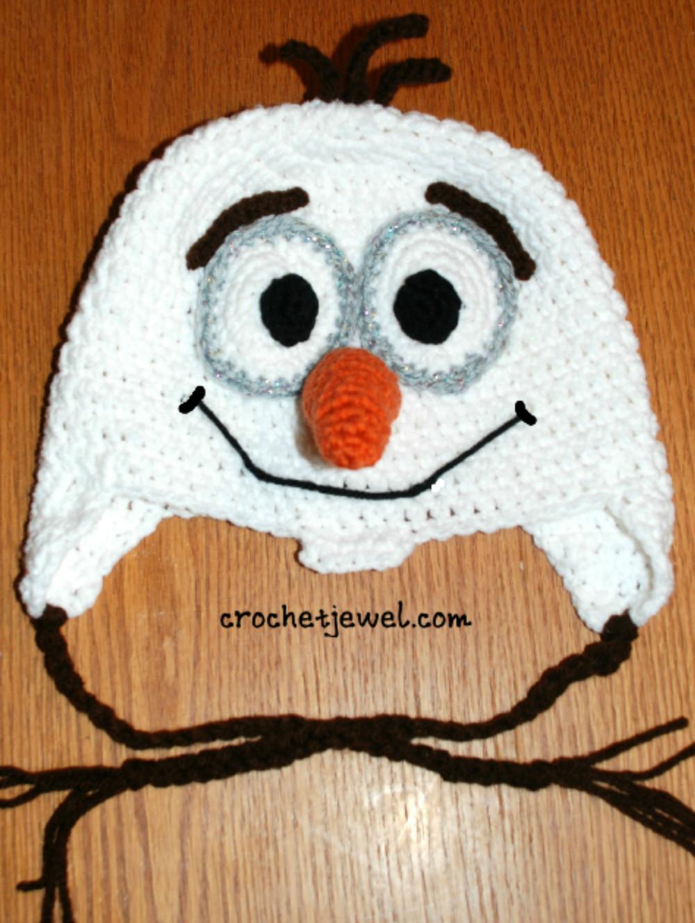 Kid S Favorite Snowman Hat Allfreecrochet Com