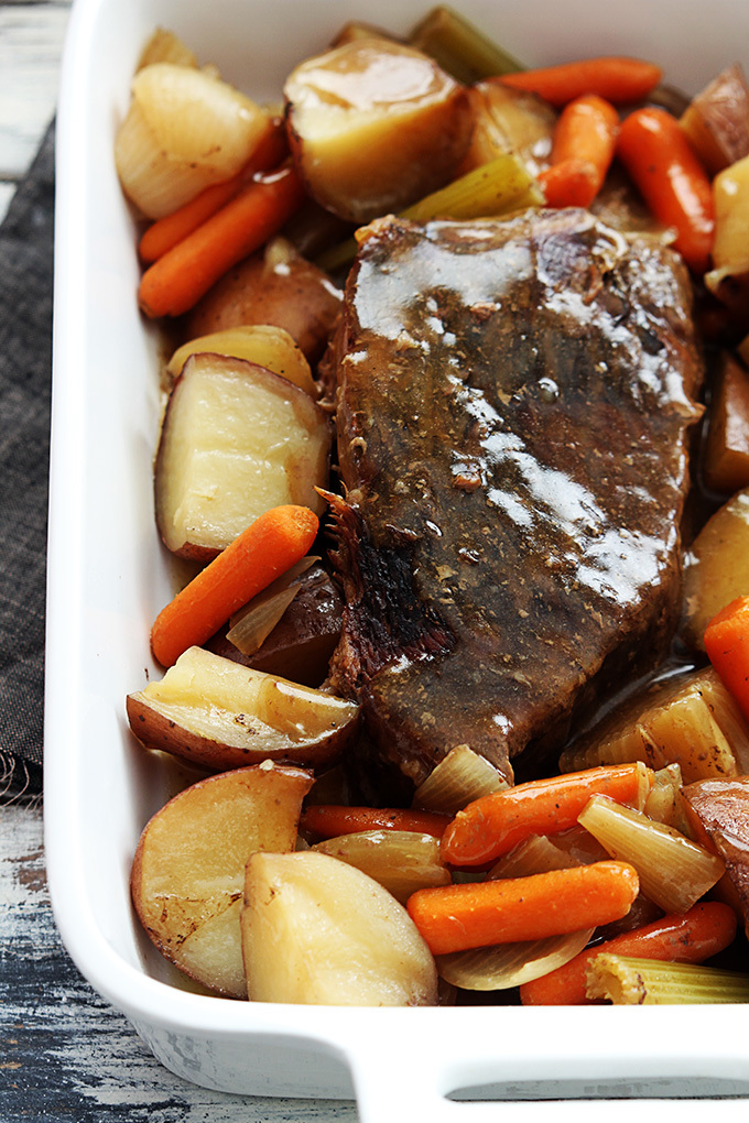 Italian Seasoned Beef Roast Allfreeslowcookerrecipes Com