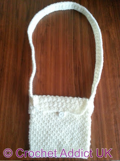 Perfectly Pretty Crochet Purse Pattern