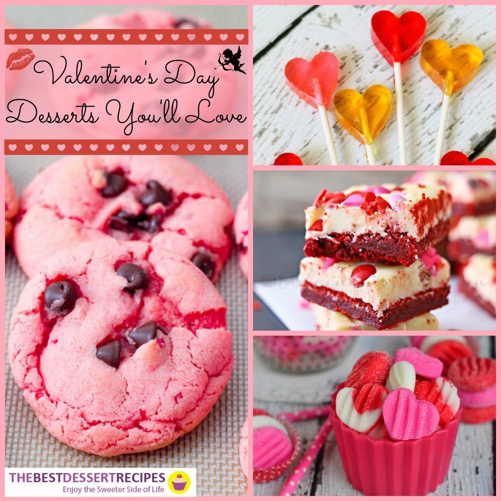 Valentine Dessert Recipes | The 36th AVENUE |Valentines Day Dessert Ideas