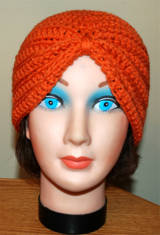 Twisted Turban Beanie Allfreecrochet Com