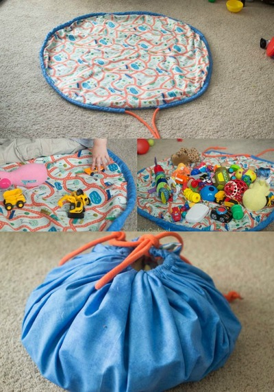 insanely smart toy bag