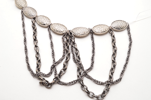 how to make a braided bead necklace