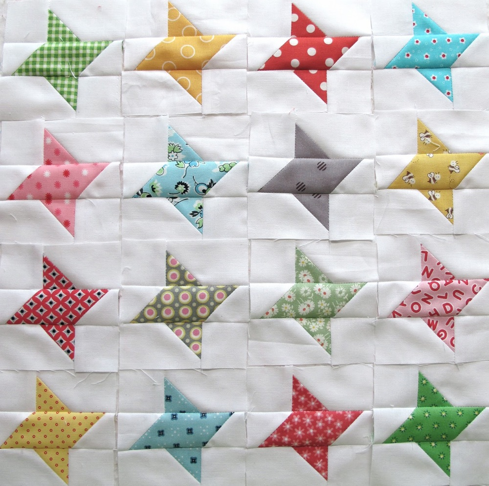 Twinkle Twinkle Scrappy Star Favequilts Com