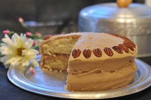 Old Fashioned Caramel Layer Cake Favesouthernrecipes Com