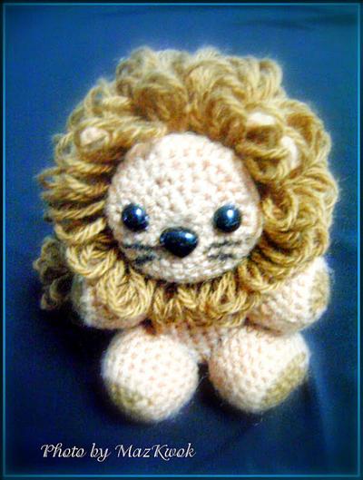 Amigurumi Mane : Little Loving Lion AllFreeCrochet.com