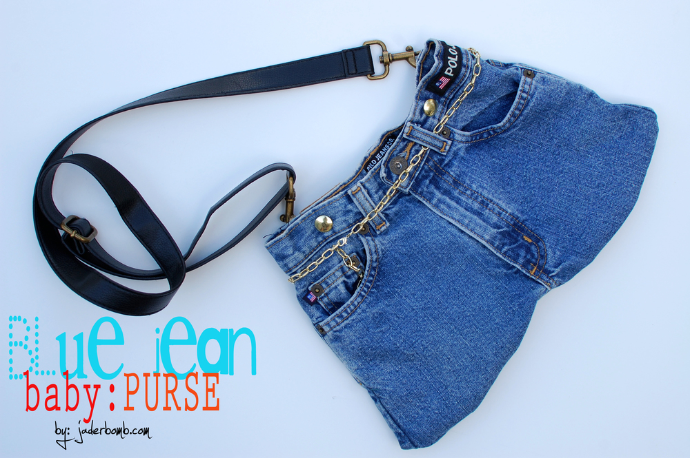 How To Make A Bag From Jeans Allfreesewing Com