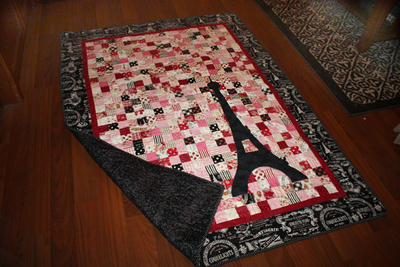 Love from Paris Quilt
