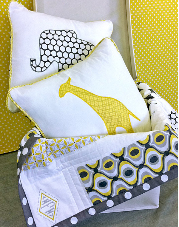Safari Applique Pillows Favequilts Com