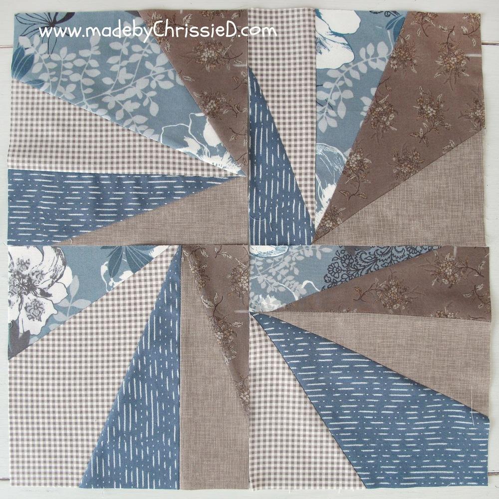 Sliced Improv Quilt Block Pattern Favequilts Com