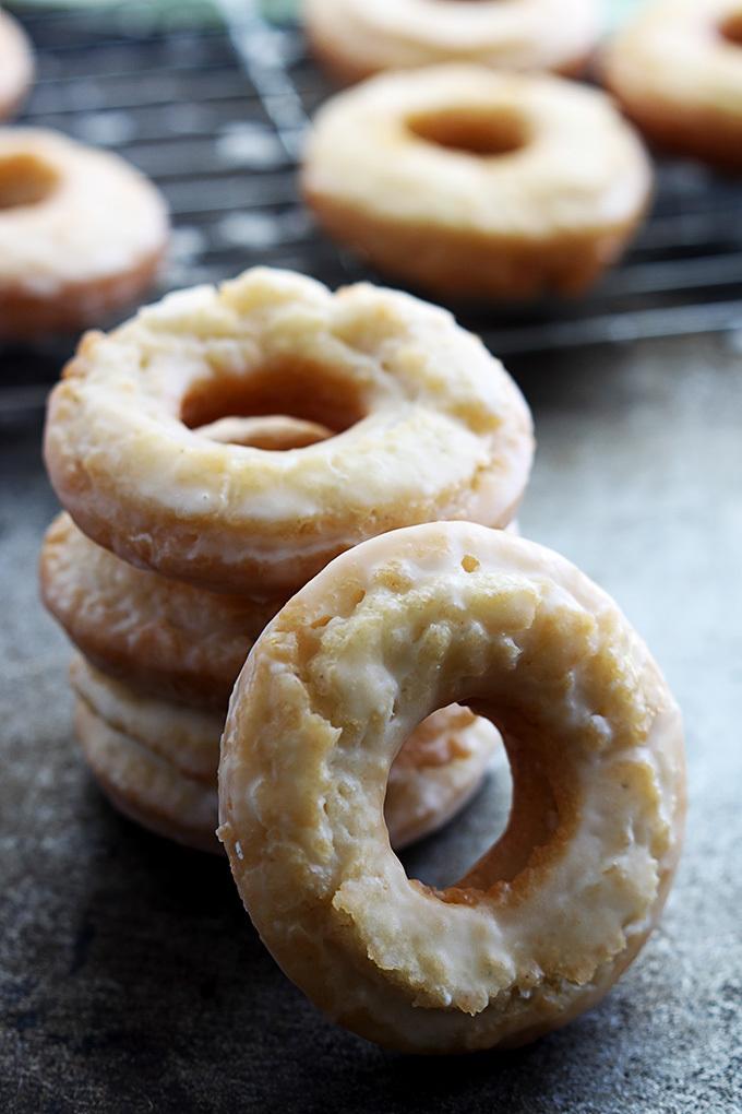 Old Fashioned Sour Cream Doughnuts Recipelion Com