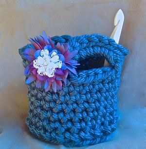 Mega Bulky Crochet Tote Bag Pattern