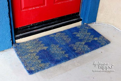 Easy Door Mat