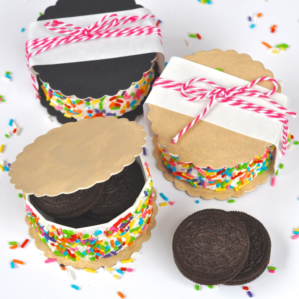 Ice Cream Sandwich Boxes Favecrafts Com