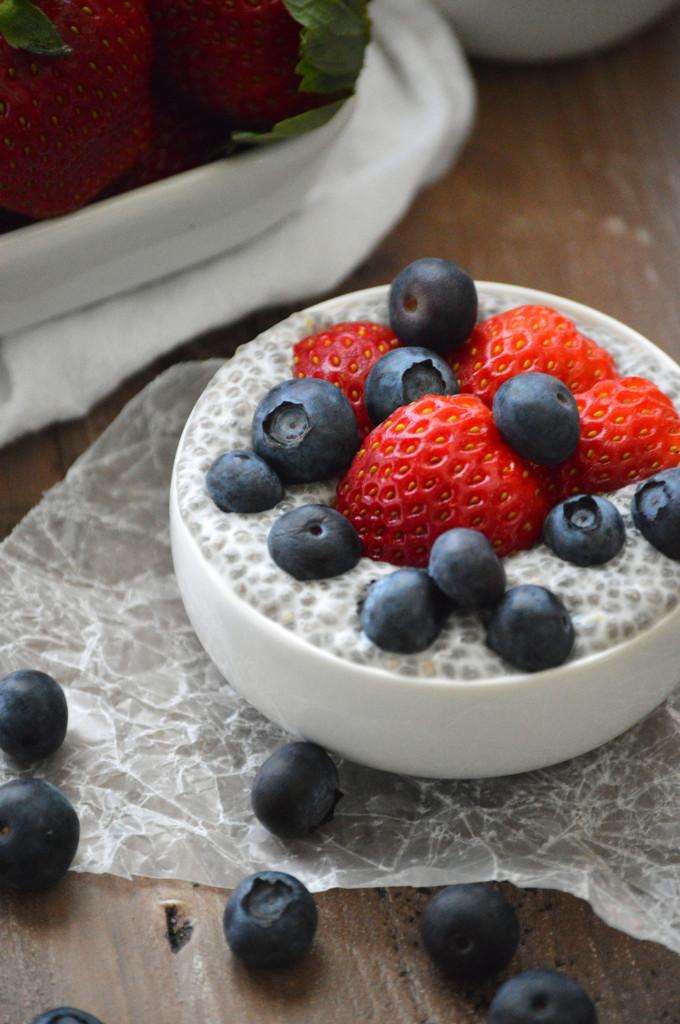 Easy Vanilla Chia Pudding Favehealthyrecipes Com