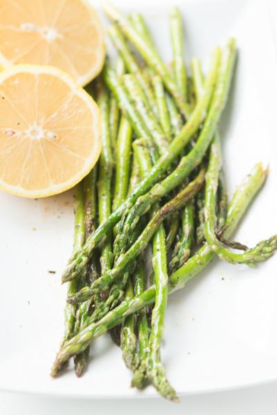 Lemon Pepper Grilled Asparagus
